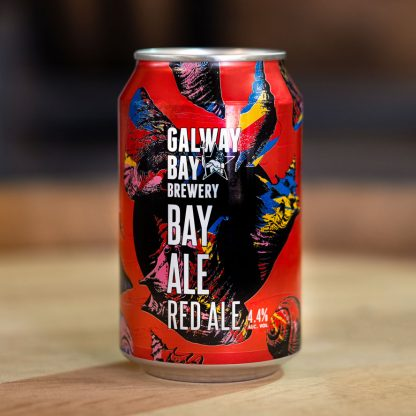 Can of Bay Ale