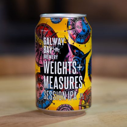 Can of Weights + Measures